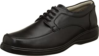 Gliders (from Liberty) Men's Black Formal Shoes