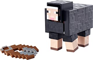 Minecraft Sheared Sheep Basic Figure