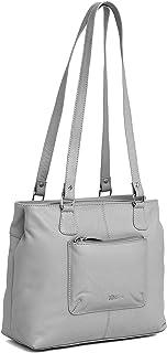 WILDHORN® Genuine Leather Ladies Crossbody Bag   Hand Bag  Shoulder Bag with Adjustable Strap for Girls & Women