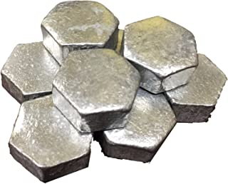 Zinc 100 Grams Pieces 4n 99.99 Pure