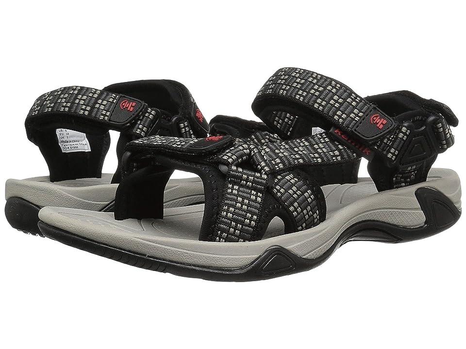Kamik Kids Lowtide 2 (Little Kid/Big Kid) (Black) Boys Shoes