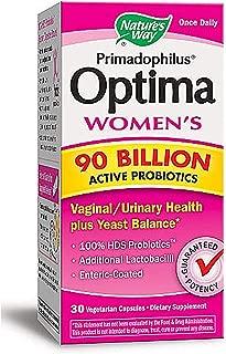 Primadophilus Optima Womens 90 Billion Nature's Way 30 VCaps