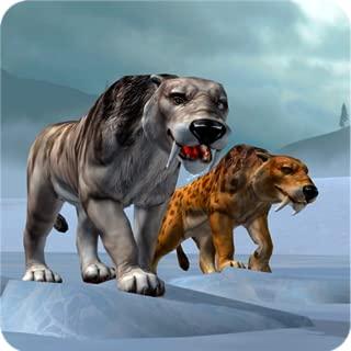 Sabertooth Tiger Multiplayer Chase Simulator
