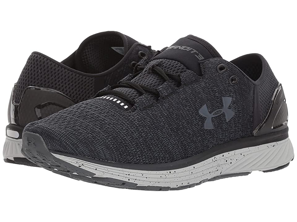 Under Armour Charged Bandit 3 (Black/Glacier Gray/Stealth Gray) Women