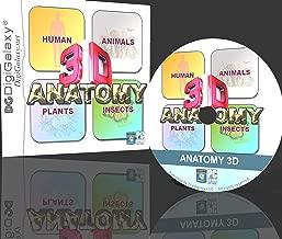 ANATOMY 3D - Human Anatomy, Animal, Plant, Insect (Windows10 compatible)
