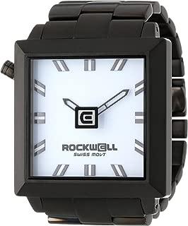 Rockwell Men's 50mm2 Stainless Steel Watch