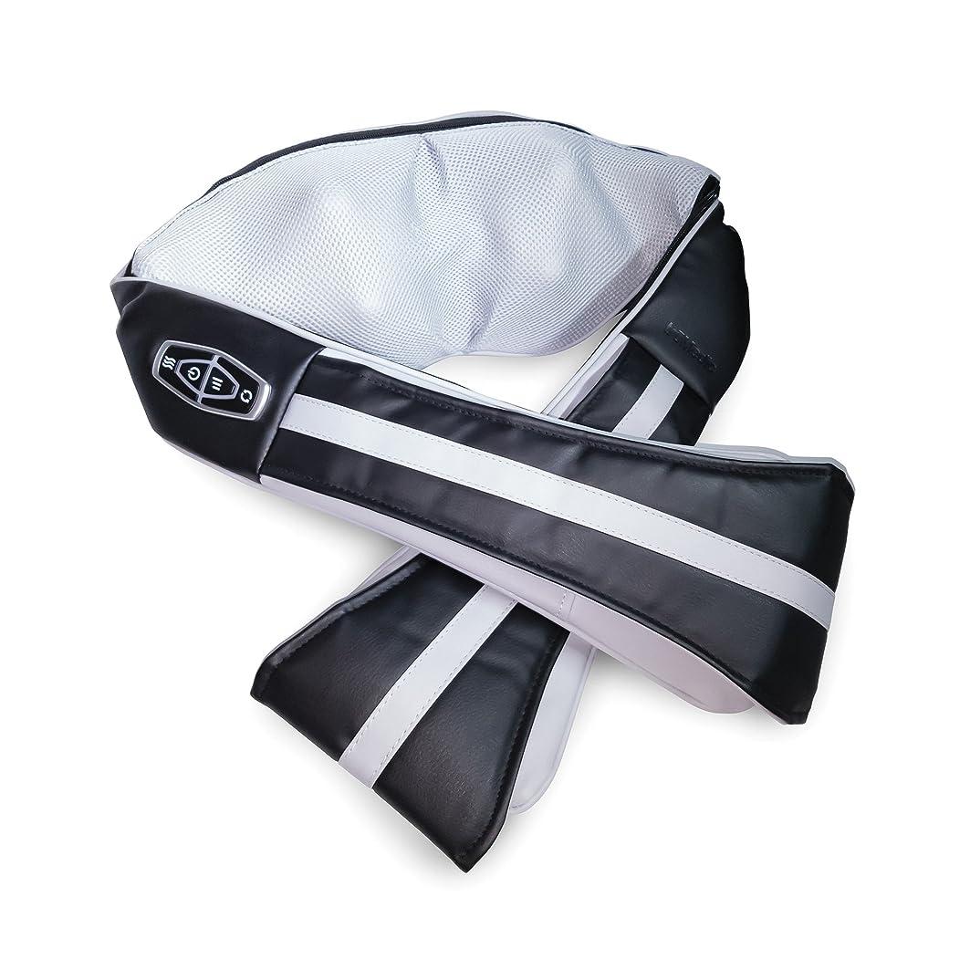 広くナイロン最終InstaShiatsu+ Neck, Shoulder & Full Body Massager with Heat, Model # IS-3000PRO, 3 Massage Speeds, Cordless & Rechargeable, Use at Home & Office, by TruMedic 141[並行輸入]