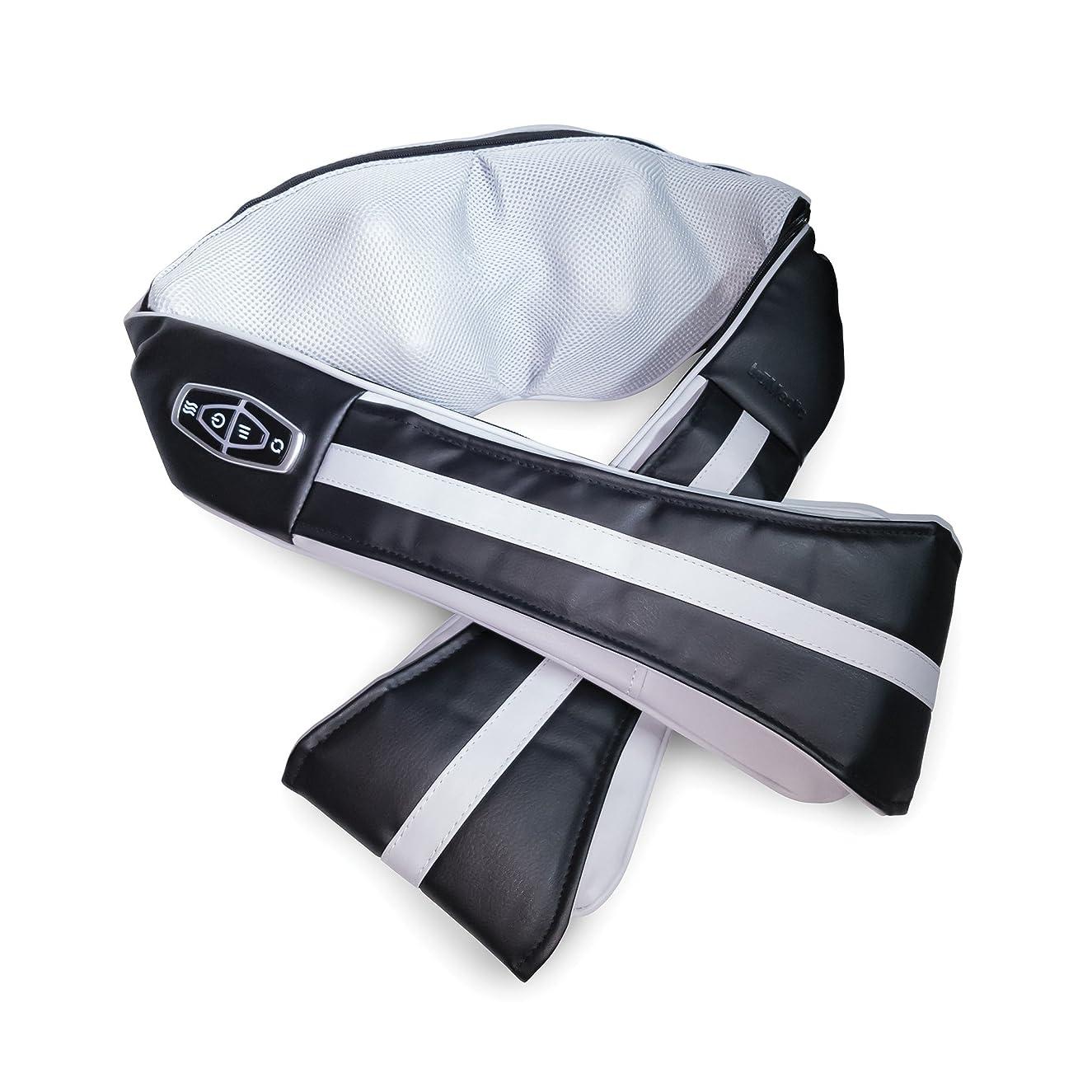生息地ギャング本質的ではないInstaShiatsu+ Neck, Shoulder & Full Body Massager with Heat, Model # IS-3000PRO, 3 Massage Speeds, Cordless & Rechargeable, Use at Home & Office, by TruMedic 141[並行輸入]
