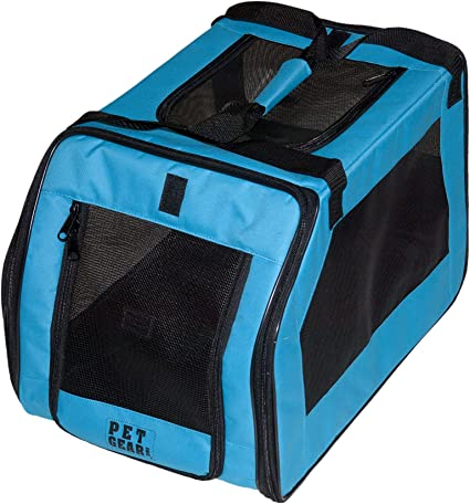 Pet Gear Carrier & Car Seat for Cats and Dogs: image