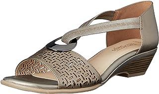 Easy Steps Women's Chime Fashion Sandals, Pewter Metallic, 9 AU (39/40 EU)