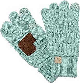 C.C. کابل کودکان و نوجوانان دستکش ضد لغزش گرم لمسی