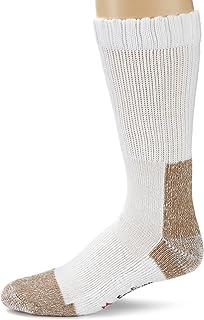 FoxRiver Steel-Toe Mid-Calf Boot Work Socks, 2 Pack