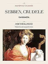 Best sebben crudele antonio caldara Reviews