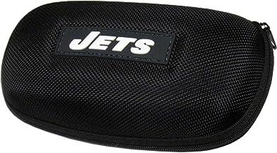 NFL Jets Zippered Sunglass Case