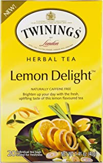 Twining Tea Herbal Lemon Delight, 1.41 oz