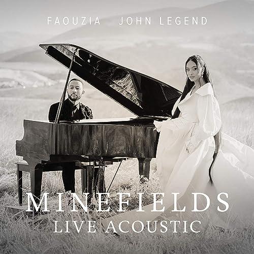 Amazon.com: Minefields (Live Acoustic): Faouzia & John Legend: MP3 Downloads