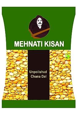 MEHANTI KISAN Special Chana DAL, 500GM