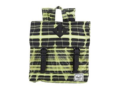 Herschel Supply Co. Kids Survey Square Backpack (Little Kids/Big Kids) Backpack Bags
