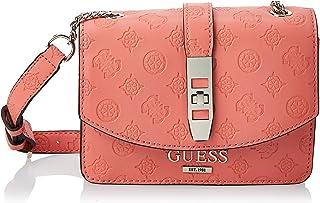 GUESS Womens Mini-Bag, Coral - SG739878