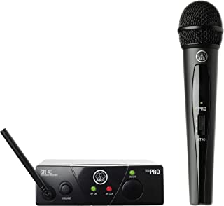 AKG Pro Audio Wireless Microphone System (3347X00130)