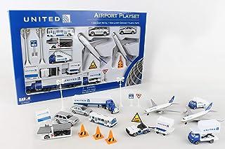 ダロン・ワールドワイド・トレーディング ユナイテッド航空 プレイセット 20ピース RT6262