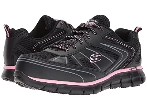 8236c2acfd3c SKECHERS Work Synergy - Algonac at 6pm