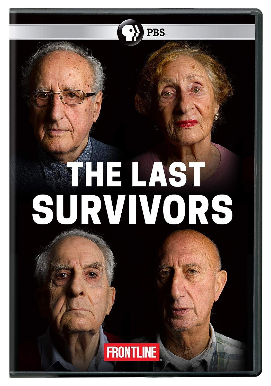 FRONTLINE: The Classic specialty shop Last Survivors DVD