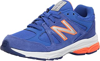 New Balance unisex-child 888v1 Running Shoe