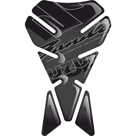 Seiten Tankpad Für Suzuki Bandit 600 650 1200 1250 S B King Gladius 650 Gsr 600 750 Hayabusa Sv 650 1000 S V Strom 1000 250 650 Xt Motea Grip M Schwarz Auto