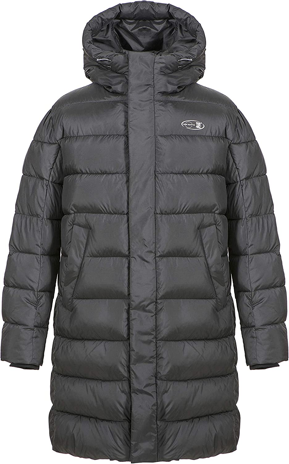 TIGER New arrival FORCE Popularity Winter Puffer Jacket for Hooded C Quilted Active Men