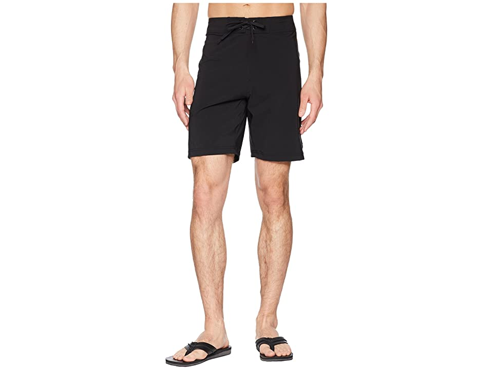 Prana Sediment Short (Black) Men