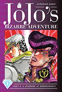 JoJo's Bizarre Adventure: Part 4--Diamond Is Unbreakable, Vol. 1 (1)