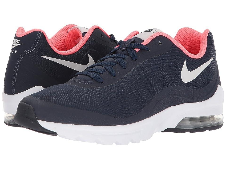 Nike Air Max Invigor SE (Obsidian/Vast Grey/Hot Punch) Men