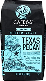 Roasting Plant Cafe Ole Texas Pecan Ground Coffee 12oz pack of 1