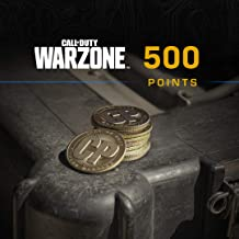 Call of Duty: Warzone - 500 COD Points - PS4 & PS5 [Digital Code]