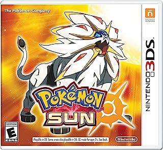 Pokemon Sun - Nintendo 3DS【並行輸入品】
