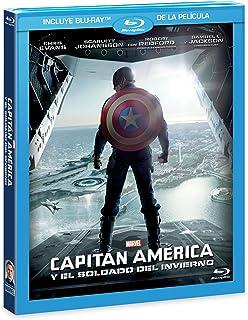 Capitán América y el Soldado del Invierno [Blu-ray]