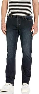 Volcom Men's Vorta Slim Fit Stretch Denim Jean, Vintage Blue, 32X32
