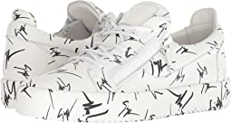 May London Graffiti Low Top Sneaker