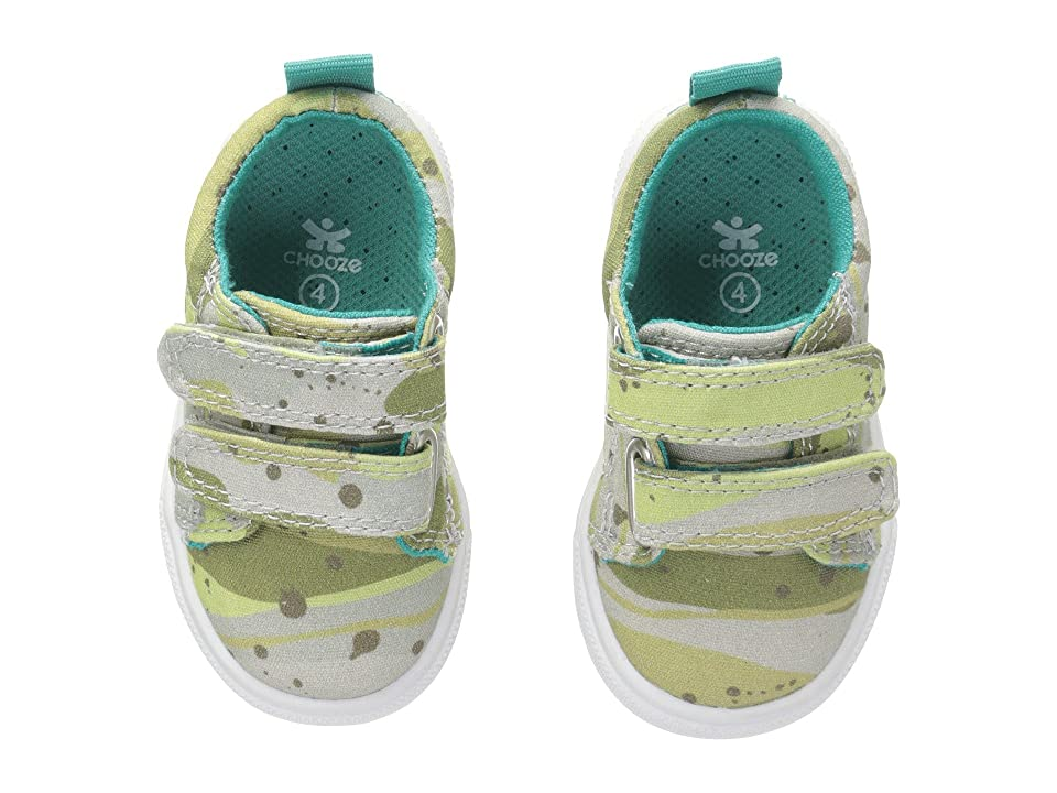 CHOOZE Little Choice (Toddler/Little Kid) (Camo Green) Boy