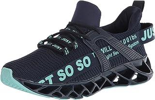 UMYOGO Mens Athletic Walking Blade Running Tennis Shoes...