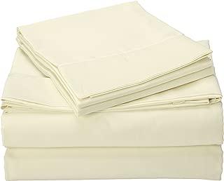 TEMPUR-Pima Cotton Egg Shell Sheet Set, King