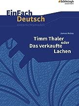 Timm Thaler oder Das verkaufte Lachen. EinFach Deutsch Unterrichtsmodelle