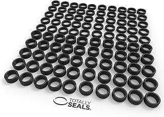 19 mm x 2 mm durezza 70A in gomma nitrilica Nero diametro esterno 23 mm confezione a scelta