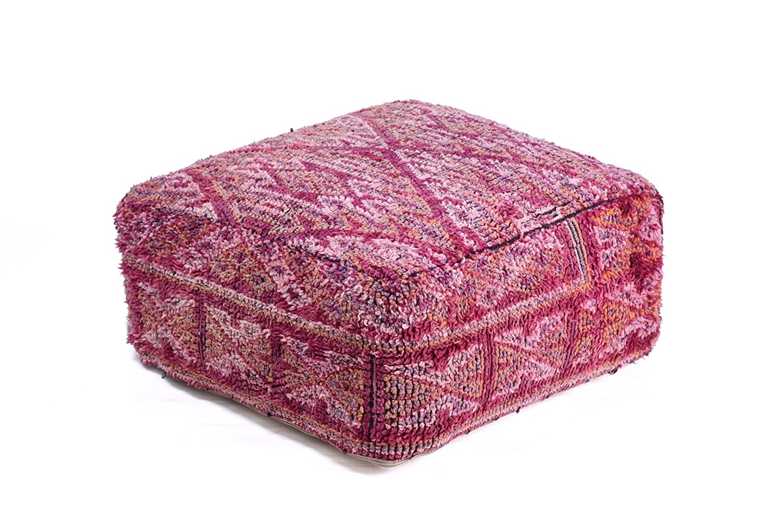 Moroccan Floor Pillow Outstanding Pouf Cover Handmade Berber Otto Ranking TOP11 Bohemian