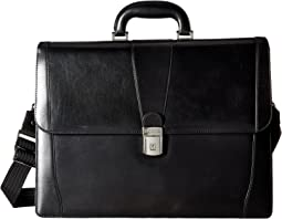Old Leather Collection - Double Gusset Briefcase
