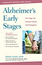 Alzheimer's Early Stages: First Steps for Family, Friends, and Caregivers, 3rd edition
