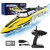 RC Boat- AlphaRev R208 20+ MPH Fast Remote Control Boat Deals