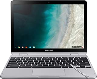 Samsung Chromebook Plus V2, 2-in-1, 4GB RAM, 64GB eMMC, 13MP Camera, Chrome OS, 12.2