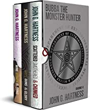 Bubba the Monster Hunter: Books 1-3
